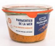 Méditerranée Sauvage - Parmentier de la mer, à la Patate Douce