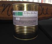 Le Noir du Picou Elodie Ribas - Saucissons De Couenne Aux Lentilles
