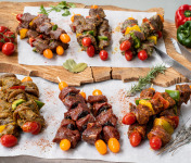 Nemrod - Colis Barbecue de Gibier - Brochettes x18