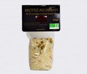 Le safran - l'or rouge des Ardennes - Risotto Au Safran - Bio