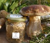 Terres En Vie - Champignon Bio -  Cèpe En Poudre