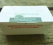 Vinaigres de la Carrière - Chocolats à la Verveine et à la Marjolaine - 5 pièces