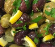Colette Natural Food - Olives Kalamata