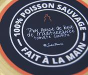 Côté Fish - Mon poisson direct pêcheurs - Petits Pots du Grau Thon Rouge  de Méditerranée Tomate Confite
