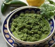 Colette Natural Food - Shroug - L'harissa Verte - Veggie et Vegan