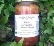Les Délices du Scamandre - Rabo de Taureau A Landalouse