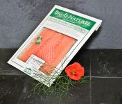 Olsen - Saumon fumé bio irlandais 150g tranché main