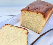 Les Desserts d'Ici - Le Cake À La Vanille