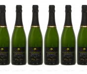 Domaine TUPINIER Philippe - 6 Bouteilles De Crémant De Bourgogne Blanc De Blancs