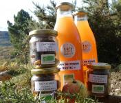 Terres En Vie - L'apéro Gastronomique : Plateau Apéro Pommes et Châtaignes