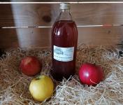 Le Châtaignier - Jus De Pomme Framboise - 1litre