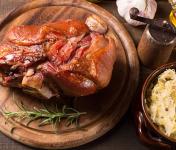 La Toison d'Or - [Précommande] Jarret De Porc Bio 100%francais Élevé En Plein Air/Paille