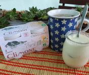 Laiterie du Climont - K-Philus - Yaourt Chèvre & Brebis, Fleur d'oranger, par 6 pots