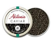 Akitania, Caviar d'Aquitaine - Caviar D'aquitaine Akitania Nouvelle Récolte 100g