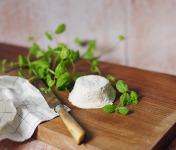 Ferme du caroire - Crottins crémeux au lait cru de chèvre