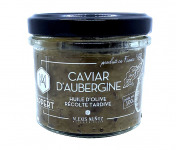 Monsieur Appert - Caviar D'aubergine / Huile D'olive Récolte Tardive De A. Munoz