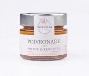 SEGIDA PIMENTE LA GASTRONOMIE - Poivronade Au Piment D'espelette