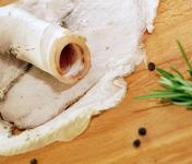 La ferme d'Enjacquet - Jambon Blanc Traditionnel  De Porc Sans Nitrites 6 Tranches