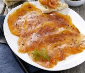 ÏOD - Saumon fumé Au caviar 2 tranches x60g
