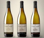 Michel Camusat - 1 Coffret de 3 Bouteilles de 75cl de sélection de Pouilly Fuissé AOC - vin de Bougogne