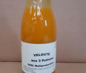 Multiproductions - Cédric Joliveau - Velouté aux 3 Potirons : 1 bouteille d'un litre
