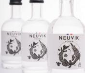 Caviar de Neuvic - Lot De 2 Mignonettes Vodka Neuvik 5cl