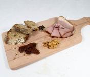 Constant Fromages & Sélections - Jambon fumé cuit tranché 4 tranches Tuyé du Papy Gaby