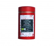 Le safran - l'or rouge des Ardennes - Thé Vert Menthe-safran, 100g, 66 Tasses Bio