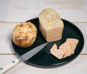 Ferme de Pleinefage - Foie Gras Mi Cuit de Canard 300 g (4 personnes)