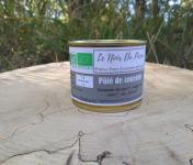 Le Noir du Picou Elodie Ribas - Pâté de Couenne de Porc Gascon Bio