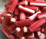 Le Domaine du Framboisier - Rhubarbe Surgelée 1kg