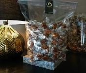 L'AMBR'1 Caramels et Gourmandises - Tendres Bouchées De Caramels Au Beurre Salé - Sac De 1kg
