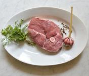 BEAUGRAIN, les viandes bien élevées - Tranche de Gigot d'Agneau d'Auvergne Bio