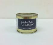 A la Truffe du Périgord - Boite De Foie Gras D'oie Entier Du Périgord 190g
