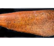 Fumaison Occitane - Filet de Saumon Bio Fumé À Chaud (1000 Gr)