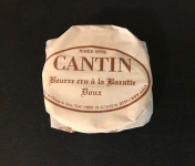 La Fromagerie Marie-Anne Cantin - Beurre Cru À La Baratte Doux