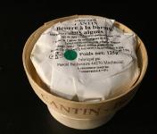 La Fromagerie Marie-Anne Cantin - Bourriche De Beurre Pasteurisé À La Baratte Aux Algues  - 125 Gr