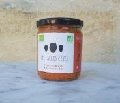 LES JARRES CRUES - Carottes-curcuma Bio Lacto-fermentés 420g