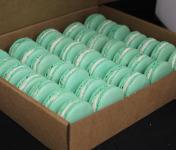 Les Macarondises - 35 Macarons Guimauve