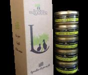 La Ferme du Luguen - Coffret  Cadeau - 5 Terrines 120g