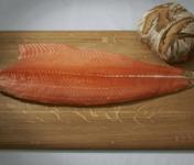 Saumon de France - Saumon De France - Filet Frais - 1,150kg