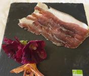 La Ferme du Montet - Jambon Sec - Chiffonade - Porc Noir Gascon - Bio - 200g
