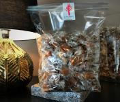 L'AMBR'1 Caramels et Gourmandises - Caramel Dégustation (mélange De 10 Parfums) - Sac De 1kg