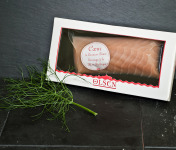 Olsen - Coeur de saumon fumé sauvage Baltique 160g