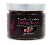 Conserves Guintrand - Confiture De Cerises Noires De Provence Yr - Bocal 314ml