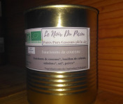 Le Noir du Picou Elodie Ribas - Saucissons De Couenne
