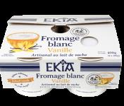 BASTIDARRA - Fromage Blanc Vanille 4*100gr