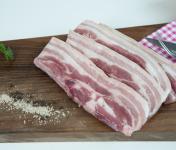 La Ferme de Cintrat - Poitrine de porc plein air