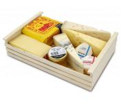 BEILLEVAIRE - Lot de 5 Fromages  - Cagette de nos ateliers