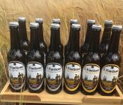 L'Eurélienne - Brasserie de Chandres - 12x Bières L'Eurélienne 33cl : 6 Blonde , 6 Blanche